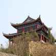 Stock Photo: Ancient Chinese traditional buildings