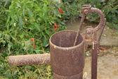 Pressure water wells — Photo