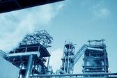 Steel enterprise production equipment  — Stock Photo