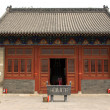 Ancient Chinese traditional architectural style — Stock Photo #44344223