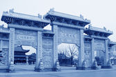 Ancient Chinese traditional architectural style — Stock Photo