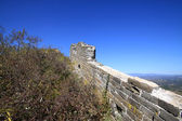The original ecology of the great wall pass — Stock Photo