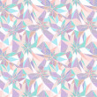Seamless abstract geometric pattern — Stockvektor