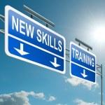 New skills concept. — Stock Photo #11237652