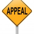 Appeal concept. — Stock Photo
