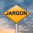 Jargon concept. -  