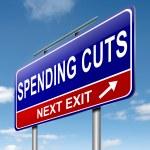 Spending cuts. — Stock Photo #13485878