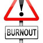 Burnout concept. — Stock Photo #17135137