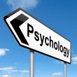 Stock Photo: Psychology concept.