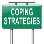 Coping strategies. — Stock Photo