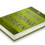 Going green concept. — Stock Photo