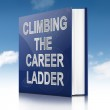 Career ladder concept. — Stock Photo