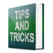 Tips and tricks concept. — Stock Photo