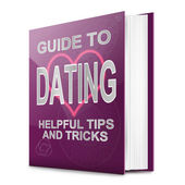 Dating advice concept. — Stock Photo