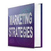 Marketing strategies concept. — Stok fotoğraf