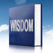 Wisdom concept. — Stock Photo