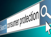 Consumer protection concept. — Stock Photo