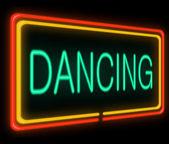 Tanzen-konzept. — Stockfoto