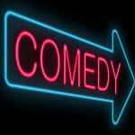 Постер, плакат: Comedy concept