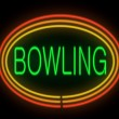 Bowling concept. - Stock Photo
