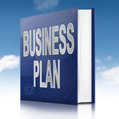 Business Plan concept. — Stock Photo