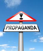 Propaganda concept. — Stockfoto