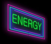 Energy concept. — Stock Photo