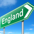 England. — Stock Photo