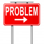Problem concept. — Stock Photo