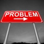 Problem concept. — Stock Photo #26239225