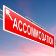 Accommodation concept — Stock Photo #26653637
