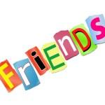 Постер, плакат: Friends concept