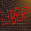 Liberty concept. — Stock Photo #28329599