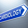 Cardiology concept. — Stock Photo