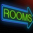 Rooms concept. — Photo