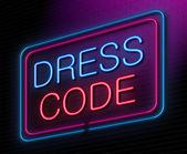 Dress code concept. — Stock Photo