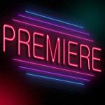 Premiere concept. — Stock Photo #33565347
