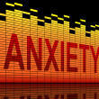 Anxiety concept. — Stock Photo #33958897