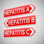 Hepatitis Concept. — Stock Photo #35788923