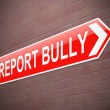 Bullying sign. — Stock Photo #39713797