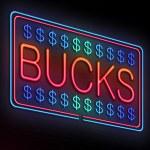 Bucks concept. — Stock Photo