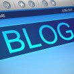 Blog concept. — Stock Photo #47833673