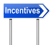 Incentives concept. — Stock Photo