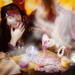 Fortune teller — Stock Photo #19396379