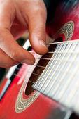 Gitara — Zdjęcie stockowe