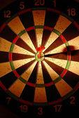 Darten pijlen — Stockfoto