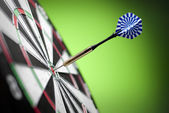 Darts arrows — Stock Photo