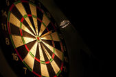 Darts arrows — Foto de Stock