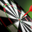 Darts arrows — Stockfoto #26520065