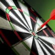 Stockfoto: Darts arrows